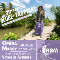 29 sept au 1 oct 2017 David au festival des Globe-Trotters à Paris