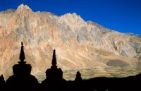 Septembre 2016  David guide au Zanskar